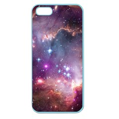 Small Magellanic Cloud Apple Seamless Iphone 5 Case (color) by SpaceShop