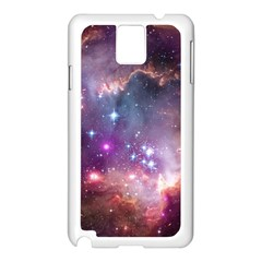 Small Magellanic Cloud Samsung Galaxy Note 3 N9005 Case (white) by SpaceShop