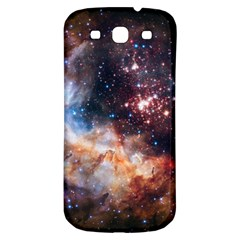 Celestial Fireworks Samsung Galaxy S3 S Iii Classic Hardshell Back Case by SpaceShop