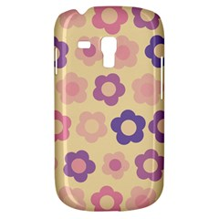 Floral Pattern Galaxy S3 Mini by Valentinaart