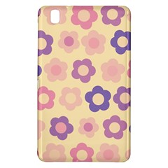 Floral Pattern Samsung Galaxy Tab Pro 8 4 Hardshell Case by Valentinaart