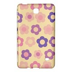 Floral Pattern Samsung Galaxy Tab 4 (7 ) Hardshell Case  by Valentinaart