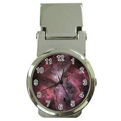 Carina Peach 4553 Money Clip Watches by SpaceShop