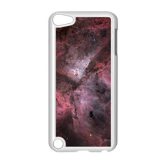 Carina Peach 4553 Apple Ipod Touch 5 Case (white) by SpaceShop