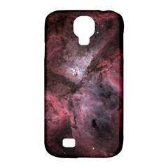 Carina Peach 4553 Samsung Galaxy S4 Classic Hardshell Case (pc+silicone) by SpaceShop