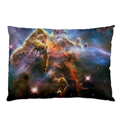 Pillar And Jets Pillow Case (two Sides) by SpaceShop