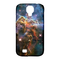 Pillar And Jets Samsung Galaxy S4 Classic Hardshell Case (pc+silicone) by SpaceShop