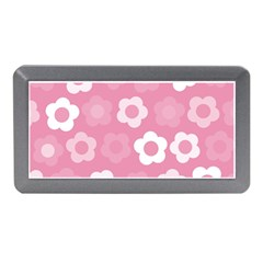 Floral Pattern Memory Card Reader (mini) by Valentinaart