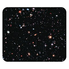 Extreme Deep Field Double Sided Flano Blanket (small)  by SpaceShop
