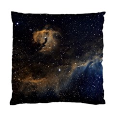Seagull Nebula Standard Cushion Case (two Sides) by SpaceShop