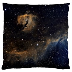 Seagull Nebula Large Cushion Case (one Side) by SpaceShop