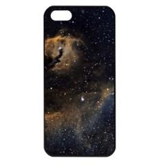 Seagull Nebula Apple Iphone 5 Seamless Case (black) by SpaceShop