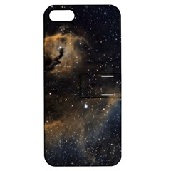 Seagull Nebula Apple Iphone 5 Hardshell Case With Stand by SpaceShop