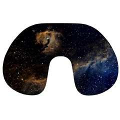 Seagull Nebula Travel Neck Pillows by SpaceShop