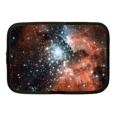 Star Cluster Netbook Case (medium)  by SpaceShop