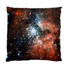 Star Cluster Standard Cushion Case (two Sides) by SpaceShop