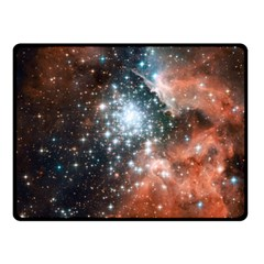 Star Cluster Fleece Blanket (small) by SpaceShop
