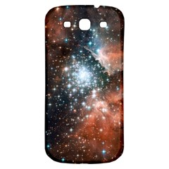 Star Cluster Samsung Galaxy S3 S Iii Classic Hardshell Back Case by SpaceShop