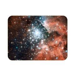 Star Cluster Double Sided Flano Blanket (mini)  by SpaceShop