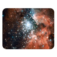 Star Cluster Double Sided Flano Blanket (large)  by SpaceShop