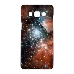 Star Cluster Samsung Galaxy A5 Hardshell Case  by SpaceShop
