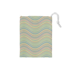 Pattern Drawstring Pouches (small)  by Valentinaart