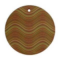 Pattern Ornament (round) by Valentinaart