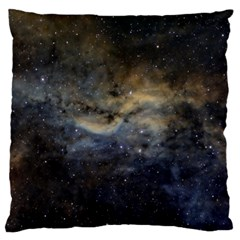 Propeller Nebula Large Cushion Case (two Sides) by SpaceShop