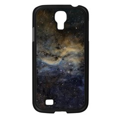 Propeller Nebula Samsung Galaxy S4 I9500/ I9505 Case (black) by SpaceShop