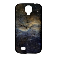 Propeller Nebula Samsung Galaxy S4 Classic Hardshell Case (pc+silicone) by SpaceShop