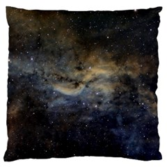 Propeller Nebula Large Flano Cushion Case (two Sides) by SpaceShop