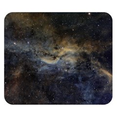 Propeller Nebula Double Sided Flano Blanket (small)  by SpaceShop
