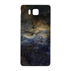 Propeller Nebula Samsung Galaxy Alpha Hardshell Back Case by SpaceShop