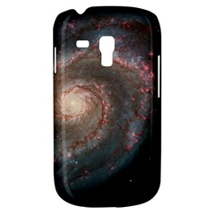 Whirlpool Galaxy And Companion Galaxy S3 Mini by SpaceShop