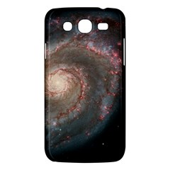 Whirlpool Galaxy And Companion Samsung Galaxy Mega 5 8 I9152 Hardshell Case  by SpaceShop