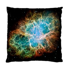 Crab Nebula Standard Cushion Case (two Sides) by SpaceShop