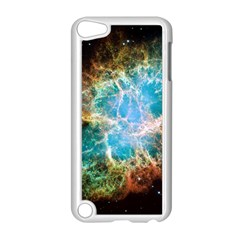 Crab Nebula Apple Ipod Touch 5 Case (white) by SpaceShop