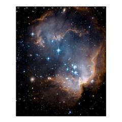 New Stars Shower Curtain 60  X 72  (medium)  by SpaceShop