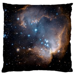 New Stars Large Cushion Case (one Side) by SpaceShop