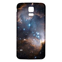 New Stars Samsung Galaxy S5 Back Case (white) by SpaceShop