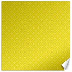 Pattern Canvas 12  X 12   by Valentinaart