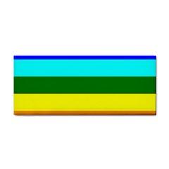 Rainbow Cosmetic Storage Cases by Valentinaart