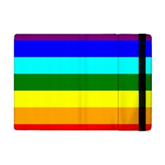 Rainbow Ipad Mini 2 Flip Cases by Valentinaart