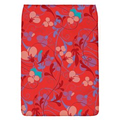 Floral Pattern Flap Covers (s)  by Valentinaart