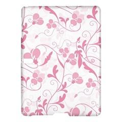 Floral Pattern Samsung Galaxy Tab S (10 5 ) Hardshell Case  by Valentinaart