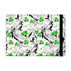 Floral Pattern Ipad Mini 2 Flip Cases by Valentinaart