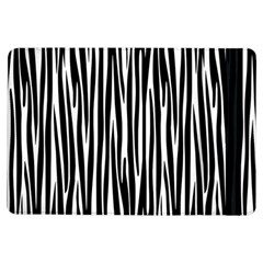 Zebra Pattern Ipad Air Flip by Valentinaart