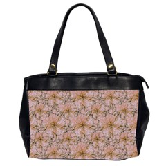 Nature Collage Print Office Handbags (2 Sides)  by dflcprints