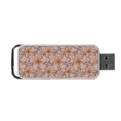 Nature Collage Print Portable Usb Flash (one Side) by dflcprints