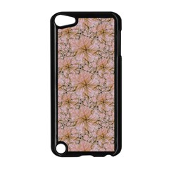 Nature Collage Print Apple Ipod Touch 5 Case (black) by dflcprints